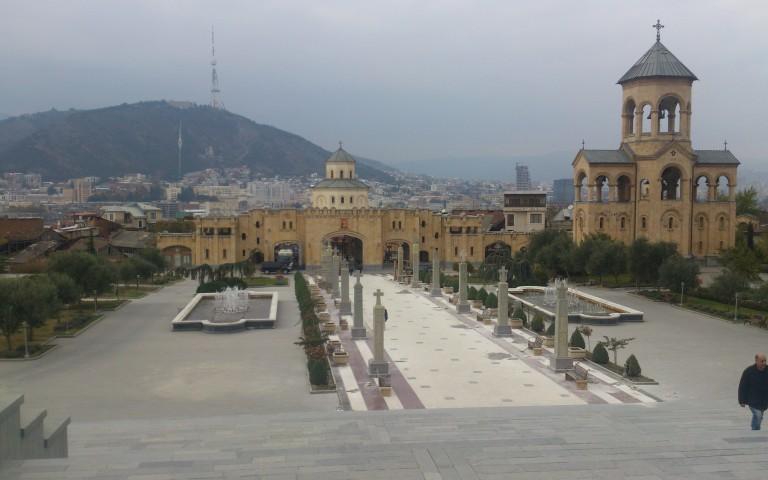 Особенности грузинского гостеприимства. Часть 1