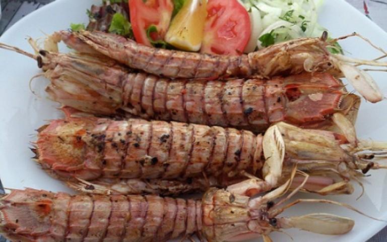 Что поесть в Стамбуле. Морепродукты. Часть 1